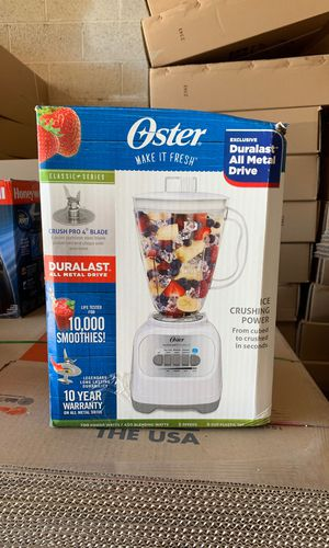 Oster blender for Sale in Detroit, MI