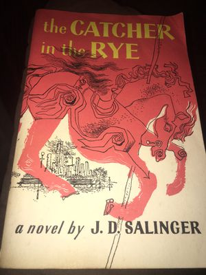 The Catcher in the Rye novel for Sale in Alton, IL