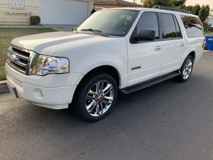 2008 Ford Expedition EL for Sale in Hacienda Heights, CA