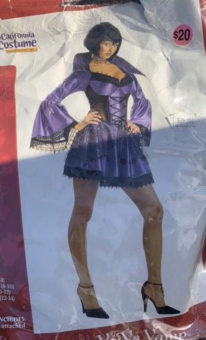 Female Vampire or witch dress for Sale in Avondale, AZ