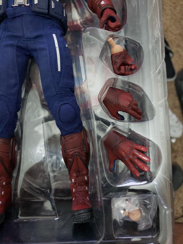 Hot toys captain America mms174, Avengers
