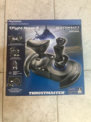 New Thrustmaster T.Flight HOTAS 4 for Sale in South Farmingdale, NY