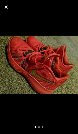 Red Womans Nike Shoes for Sale in Corning, NY