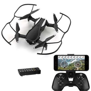 Drone with Camera, Mini Drone with WiFi FPV HD 720P App, Folding Drone with Adjustable Camera Angle, Flight Time with 12 Minutes for Sale in South Brunswick Township, NJ