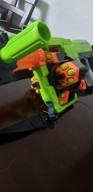 Nerf doominator Zombie Strike Gun for Sale in Margate, FL