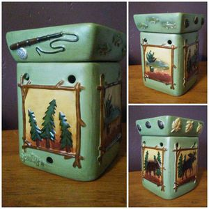 Scentsy warmer-turned-decor for Sale in Lehi, UT