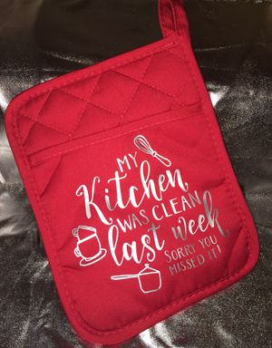 Custom Kitchen Pot Holder for Sale in San Antonio, TX