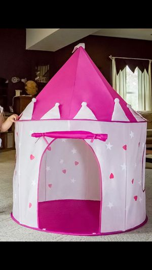 Princess Play Tent for Sale in Dinuba, CA
