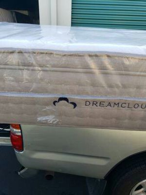 King eurotop mattress and box spring available. Delivery is available for Sale in Modesto, CA