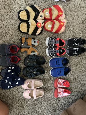 Toddler Shoes for Sale in Albuquerque, NM