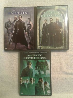 Matrix DVD Movies for Sale in Bloomington, CA