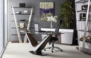 Modern Desk Brand New in Box MSRP $2500 for Sale in Delray Beach, FL