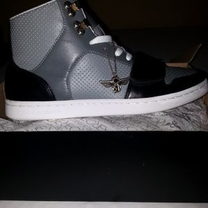 Elegant High Top Shoes + Retail Box for Sale in Philadelphia, PA