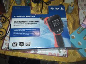 Centech digital inspection camera new for Sale in Elizabeth, NJ
