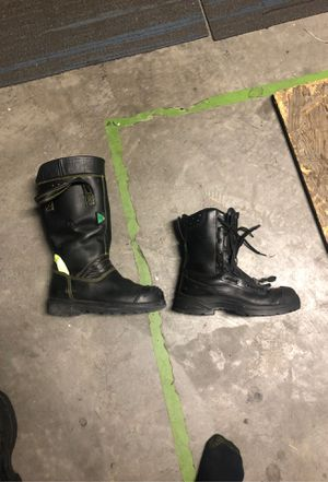 Two pair of HAIX boots for Sale in Union City, CA