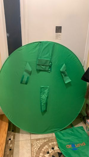 Portable Green Screen - Chroma Key for Sale in Secaucus, NJ