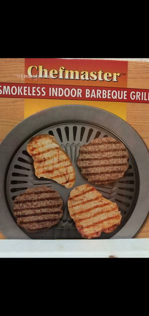 Indoor bbq grill for Sale in Brooklyn, NY