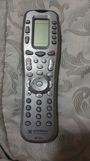 Working universal remote for Sale in Apache Junction, AZ
