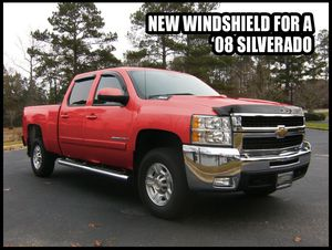 New windshield for a 2008 Chevrolet Silverado for Sale in Denver, CO