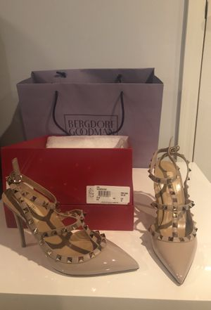 Valentino heels size 9 for Sale, used for sale  Yonkers, NY