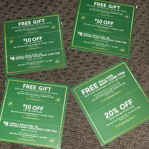 Bath & Body Works Coupons for Sale in Ontario, CA