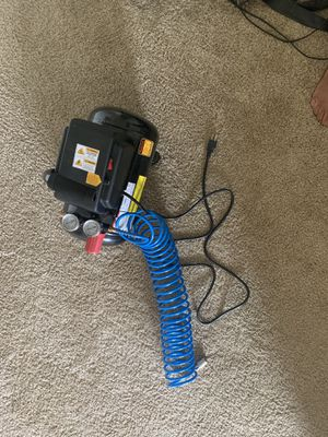 Unused MasterCraft air compressor for trade or sale for Sale in Columbus, OH