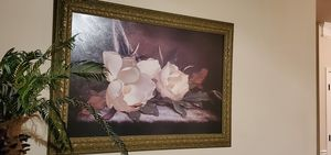 Beautiful Art with Frame - 45 in x 66 in for Sale in Simpsonville, SC