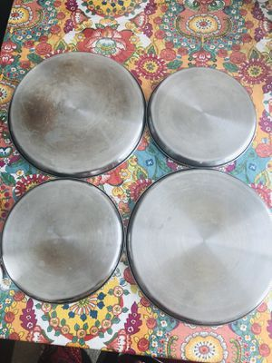Burner cover set - Stainless stee for Sale in Greenville, SC