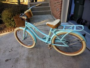 "Huffy 24"" Nel Lusso Women's Cruiser Bike for Sale in Sterling, VA"
