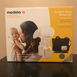 Medela Pump In Style Advanced Breast Pump *BRAND NEW* for Sale in East Peoria,  IL