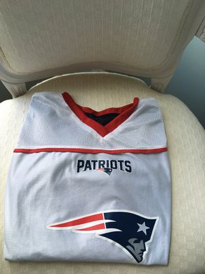 NFL Patriots Football Jersey for Sale in Stanwood, WA