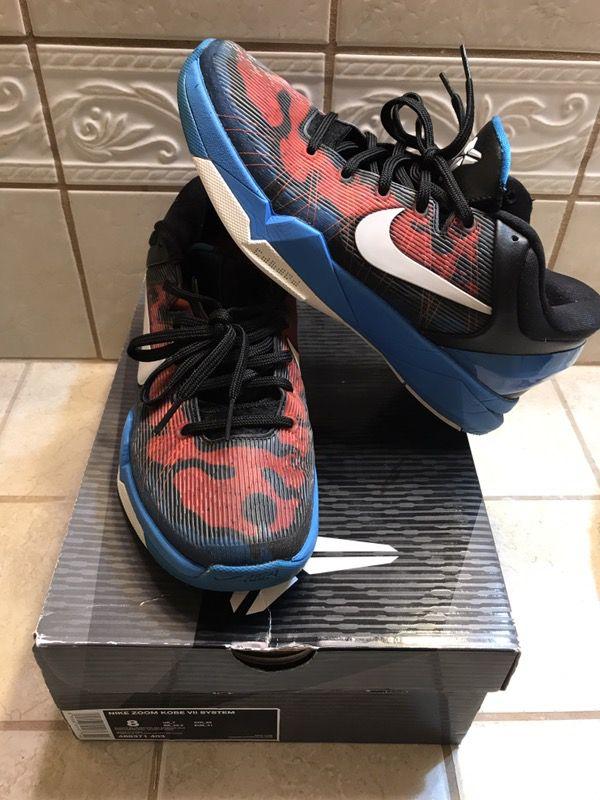 d9aafe2e150c Used Nike Zoom Kobe VII System