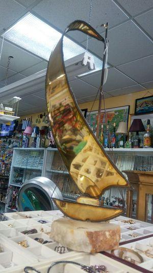 Brass sailboat for Sale in Farmington, MI