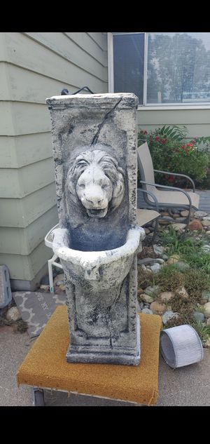 Water Fountain for Sale in Pasco, WA
