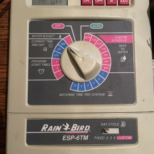 Rain Bird Sprinkler Controller for Sale in Hurst, TX