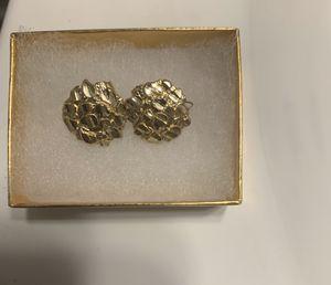 nugget earrings for Sale in Hawthorne, CA