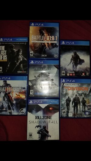 PS4 Games for Sale in Tampa, FL