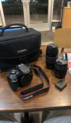 Canon EOS Rebel T6 for Sale in Artesia, CA