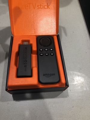 Amazon Fire TV stick for Sale in Seattle, WA