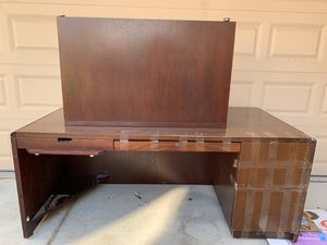 Executive Desk for Sale in Tracy, CA