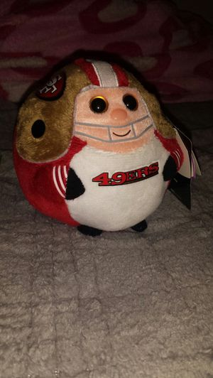 49ers beanie ball for Sale in Fresno, CA