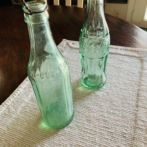 Vintage Coke Bottles for Sale in Phoenix, AZ