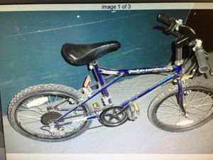 Boy's black 10 speed BMX Bike with hand brakes $60 for Sale in Portland, OR