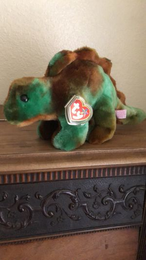 Mint condition Steg beanie baby *Rare* for Sale in Glendale, AZ