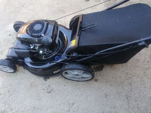 Lawn mower poulan motor kohler self propelled brand new works good for Sale in Bakersfield, CA