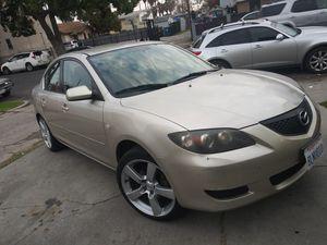 Mazda 3 for Sale in Downey, CA