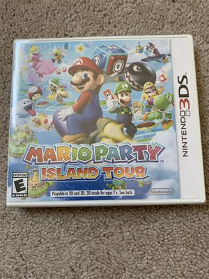 Mario Party Island Tour for Sale in Auburn, WA