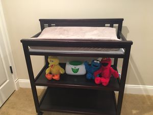 Changing Table with pad for Sale in Chicago, IL