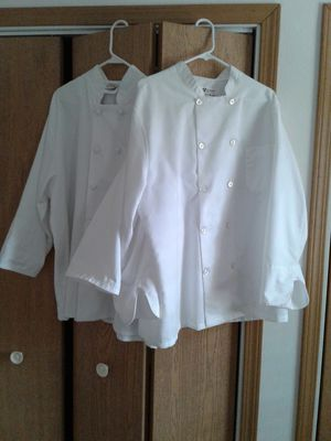 Chef Coats for Sale in Washington, IL