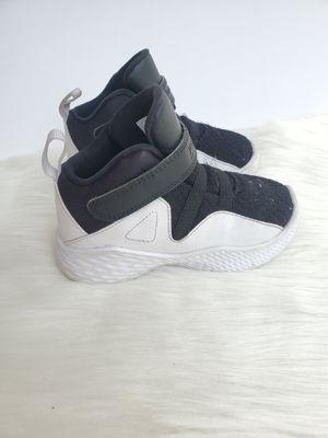 Jordan Formula 23 Black Hyper Pink White Baby Shoes for Sale in Austin, TX